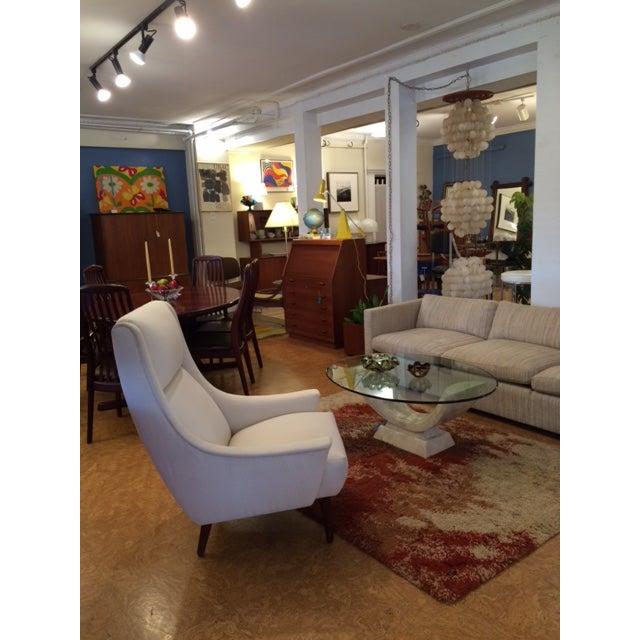 Knoll Long & Low Sofa w/ Original Upholstery - Image 8 of 10
