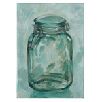 Image of Small Acrylic Painting - Hinged Jar I