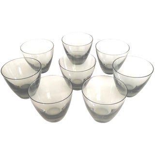 Holmegaard Danish Cordial Glasses - Set of 8