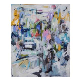 """Gina Cochran """"Mama Said"""" Original Mixed Media Painting"""