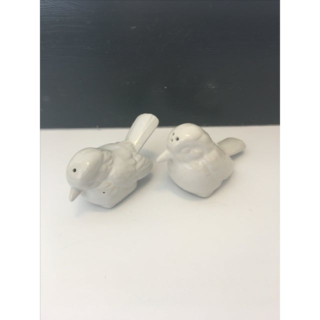 Image of Vintage Bird Salt and Pepper Shakers