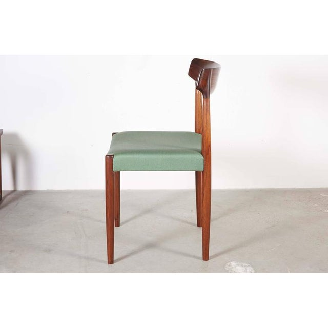 Image of Danish Dining Chairs by Knud Faerch - Set of 6