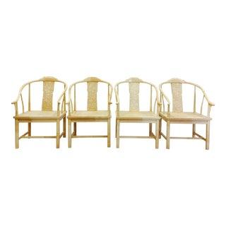 Vintage Henredon Chairs - Set of 4