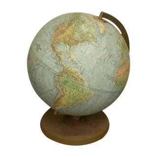The World Book Desktop Globe