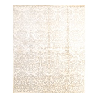"Pasargad NY Modern Silk and Wool Hand-Knotted Rug - 7'10"" x 9'9"""
