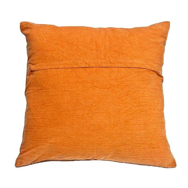 Filanan Gudari Tangerine Pillow - Image 2 of 2
