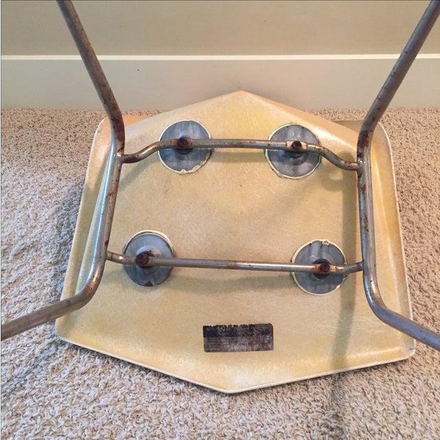 Image of Paul McCobb Origami Fiberglass Chair