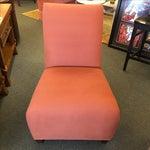 Image of Lee Industries Orange Side Chair