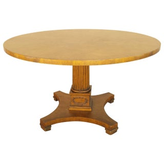 Art Deco Mid-Century Style Center Table by Baker