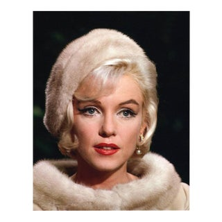 Limited Edition Headshot of Marilyn Monroe by Lawrence Schiller