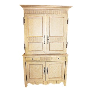 Baker Linen Press Armoire