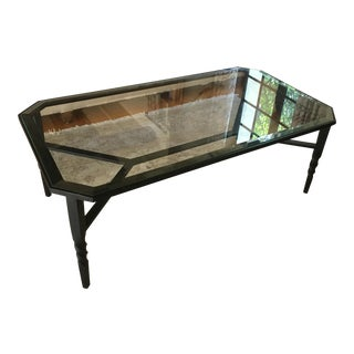 Custom Wrought Iron Coffee Table