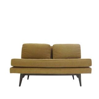 Elegant Two-Seat Edward Wormley for Dunbar Settee Sofa