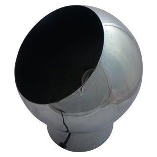 George Kovacs Mid-Century Chrome Eyeball Lamp