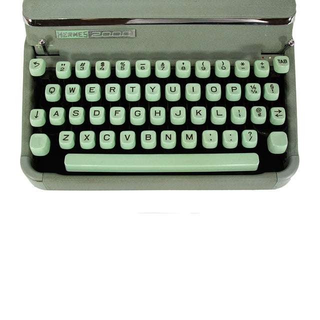 Image of Hermes 2000 Typewriter