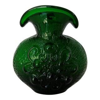 Vintage Wayne Husted Italian Glass Vase