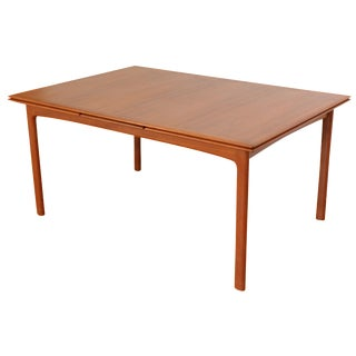 Swedish Refractory Teak Dining Table