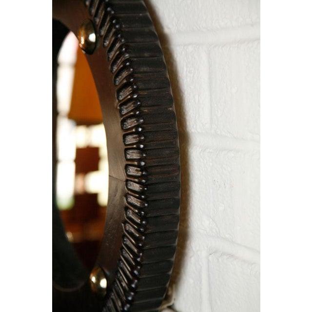 Paul Marra Gear Style Mirror - Image 5 of 8