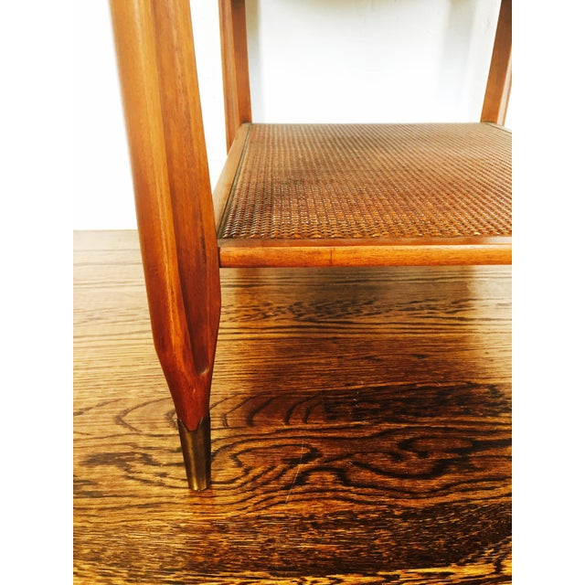 Imperial Mid-Century Wood Side Table - Image 6 of 7
