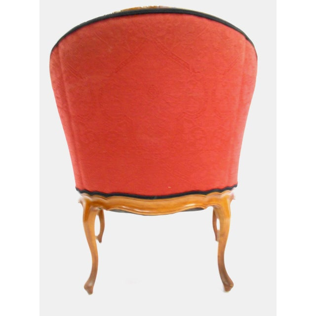 Early 20th Century Swedish Bergere Chair - Image 5 of 5
