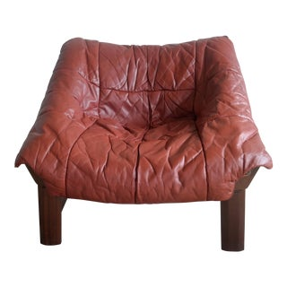 Percival Lafer Style Lounge Chair by Ekornes