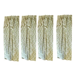 Pierre Deux Drapery Panels - Set of 4