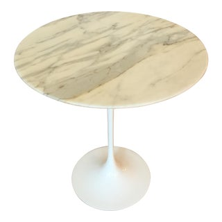 Vintage Eero Saarinen Marble Tulip Table