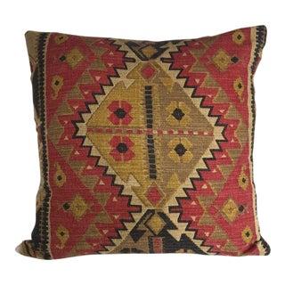 Kim Salmela Aztec Print Pillow