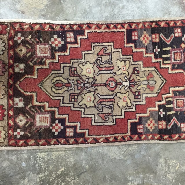 "Anatolian Persian Rug - 1'9"" X 3'6"" - Image 3 of 9"