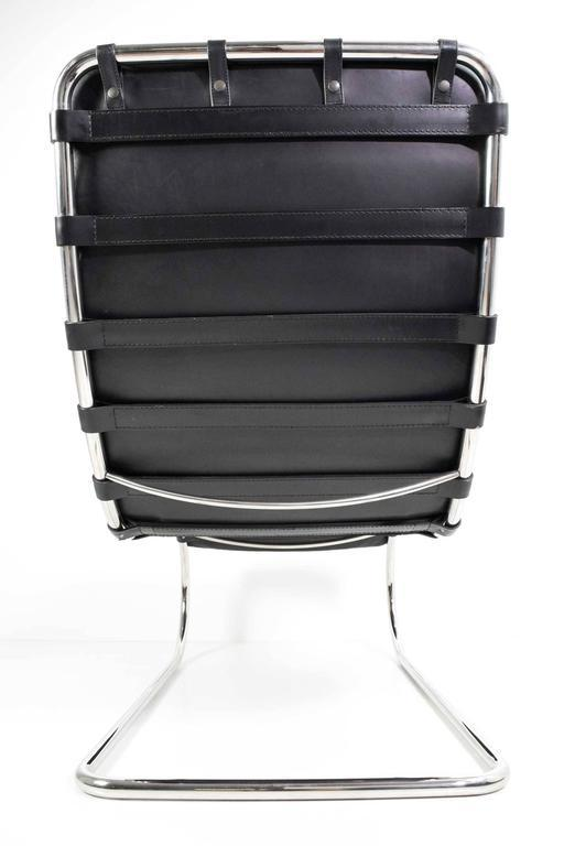 Distinguished MR Chaise by Ludwig Mies van der Rohe, Knoll ...