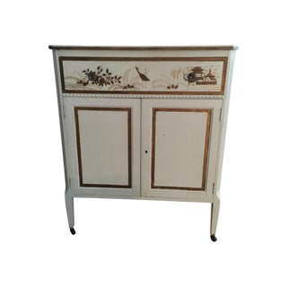 1920s Berkey and Gay Chinoiserie Dresser