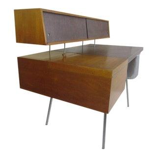 George Nelson Herman Miller Home Office Desk in Primavera