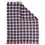 Image of Vintage Plaid Blanket