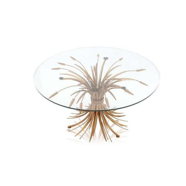 Coco Chanel Wheat Sheaf Coffee Table - Image 2 of 8