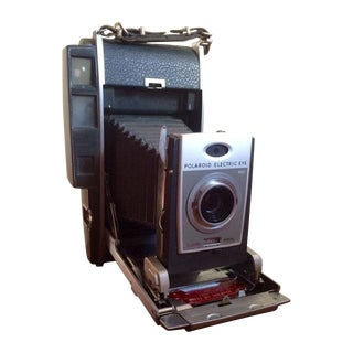Polaroid 900 Electric Eye Land Camera