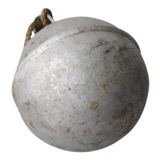 Vintage Cast Aluminum Buoy