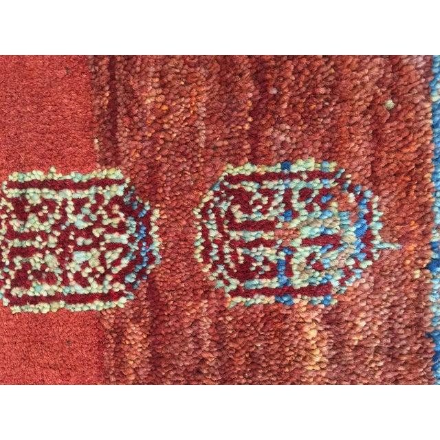 "Gabeh Persian Rug - 1'8"" x 1'11"" - Image 8 of 8"