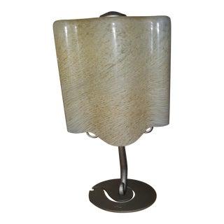 Italian Murano Lippaini Table Lamp