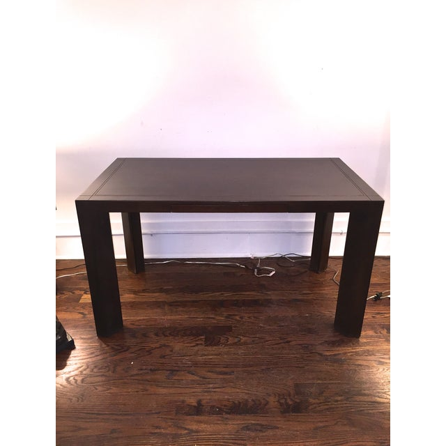 Image of Keller Williams Mid-Century Parson Style Desk