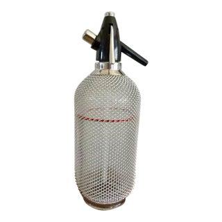 Vintage ACC Czech Syphon Metal Seltzer Bottle