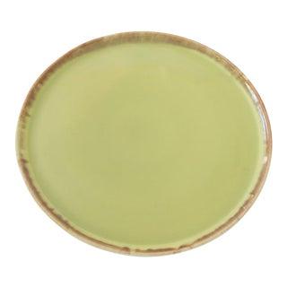 "Brock Ware ""Desert Mist Green"" Platter"
