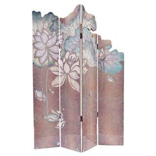 4 Panel Folding Room Divider