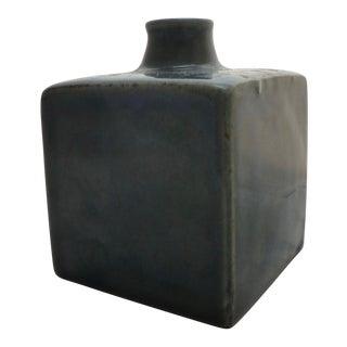 Takahashi Mid-Century Japanese Studio Pottery Bud Vase
