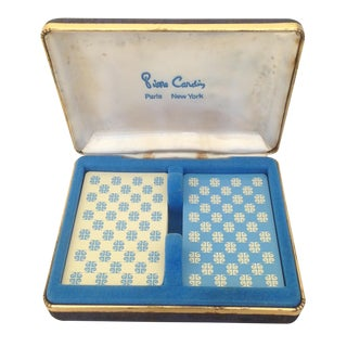 1970's Pierre Cardin Playing Cards