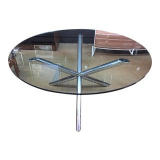 Milo Baughman Style Jax Dining Table
