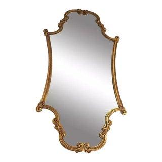 Victorian Gold Leaf Mirror