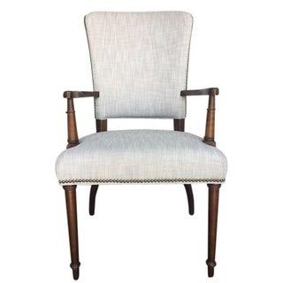 Mr. & Mrs. Howard Stiletto Arm Chair