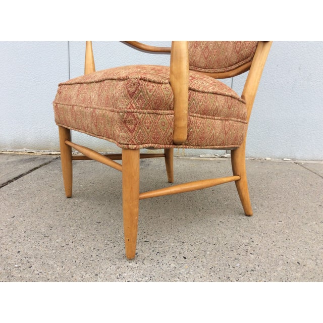 Edward Wormley High Back Lounge Chair - Image 6 of 8