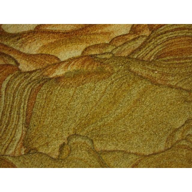 Mid-Century Sandstone Slab Wall Art - Image 4 of 5