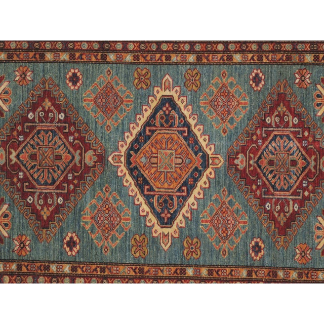 Leon Banilivi Super Kazak Carpet - 6' X 4' - Image 4 of 5